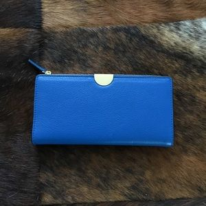 NWOT Kate Spade Leather Wallet